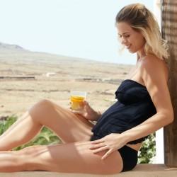 Jupe de grossesse