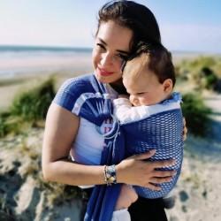 Bavoir pour bébé Je suis le petit amour de ma marraine