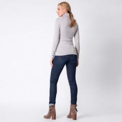 Jeans de grossesse slim