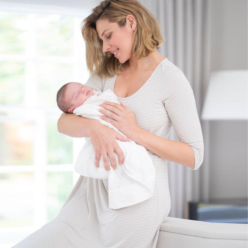Soutien-gorge de grossesse et d'allaitement fleurs