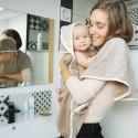 Chaussons en laine pour bébé les lou